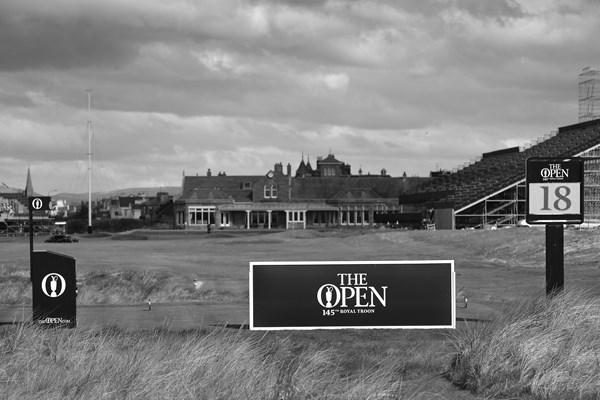 Robert Rock ready for Open at Troon
